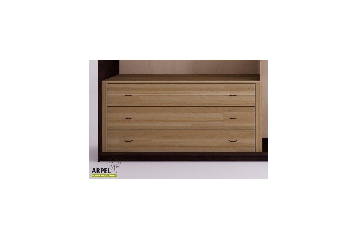 cassettiera da interno per armadio 240 250 cm