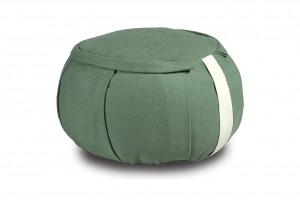 Zafu Cushion for Meditation with Cover