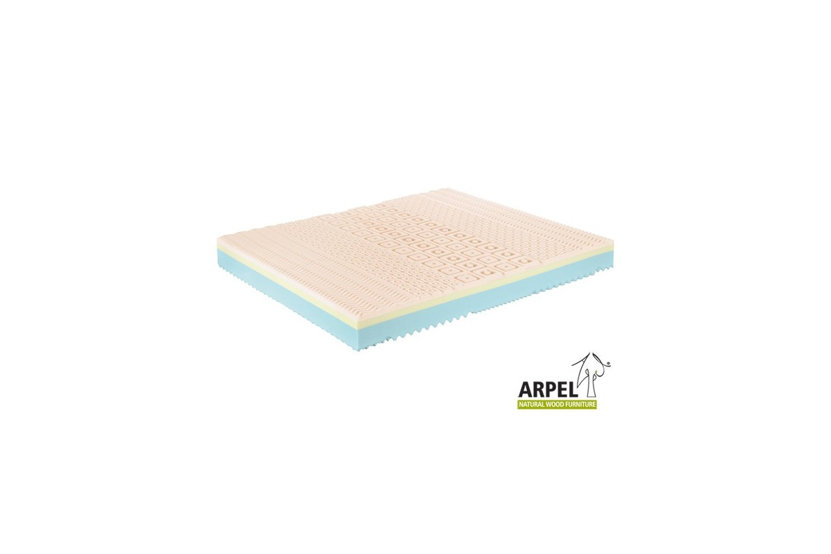 Matratzen aus Latex und Memoryschaum