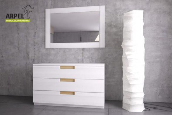 kommode origami standard aus massivem buchenholz. Black Bedroom Furniture Sets. Home Design Ideas