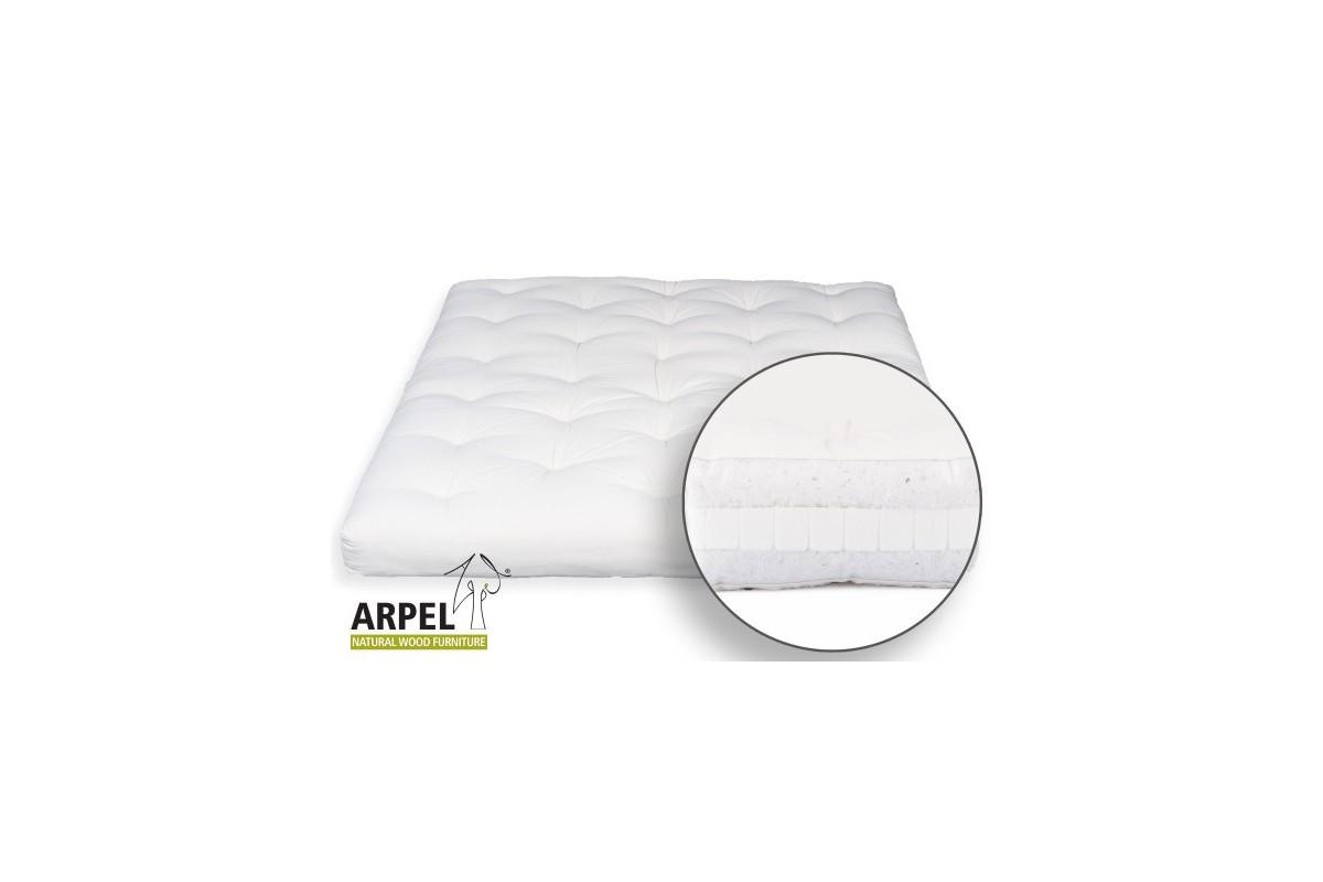 3 tatamis 80 futon cotton latex comfort vendita for Combi arredamenti