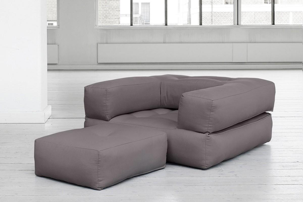 Cube Armchair Bed