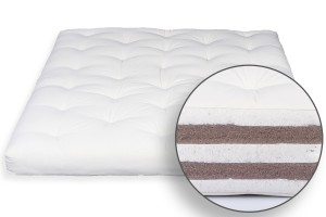 Futon Bio Cotton & Double Coconut