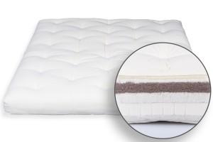 Futon Bio Cotton, Latex, Coconut & Wool