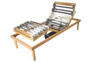 Electric Adjustable Slatted Bed Base Dream