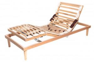 Electric Adjustable Slatted Bed Base Elite