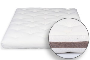 Futon Bio Cotton & Coconut