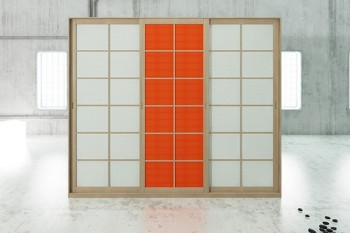 Wardrobes and interior fittings - up to 20% discount