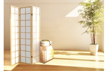 Shoji Rice Paper Screens - 20% Discount