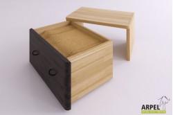 Storage bedside tables