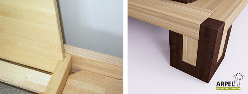 Perch usiamo il legno di faggio per i nostri mobili ecologici - Tasselli in legno per mobili ...
