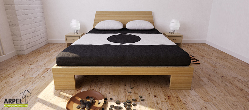 Japanischer Bettbezug - Arpel