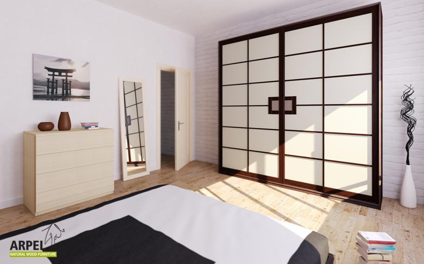 6 idee per una camera da letto in stile Zen