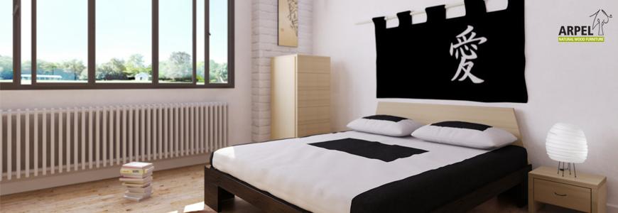 Wenn Sie Ihr Schlafzimmer im japanischen Stil einrichten, schaffen Sie ...