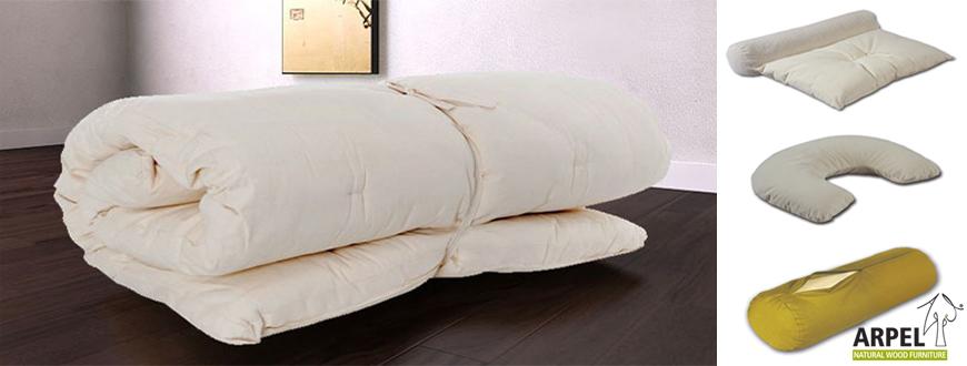 futon da massaggio