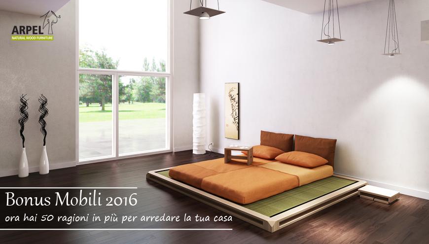 Bonus mobili 2016 quanto risparmi e come accedere for Bonus mobili 2016