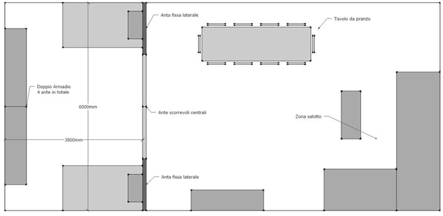 Progetti di arredamento su misura salvaspazio (foto)