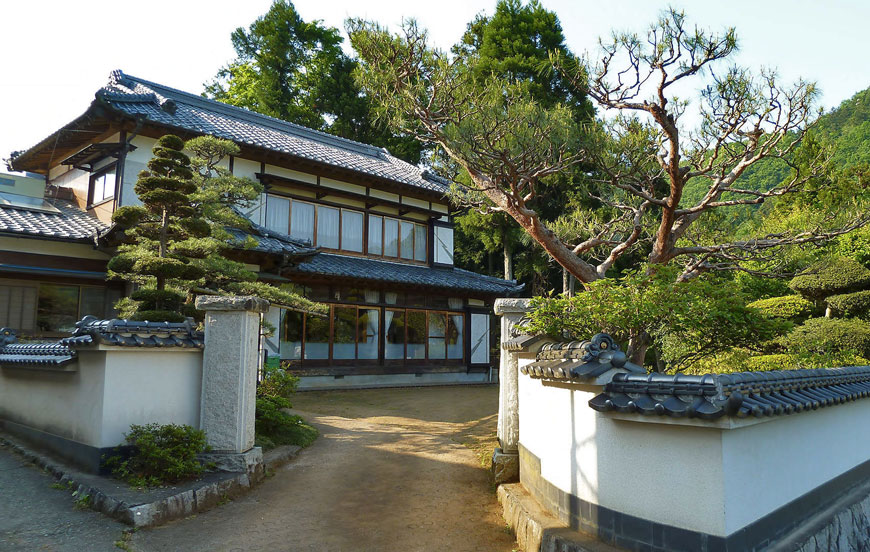 11 elementi di una tipica casa giapponese for Casa giapponese