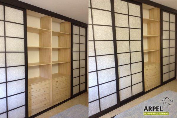Cabine armadio giapponesi vendita mobili giapponesi for Case in stile giapponese