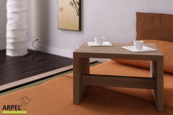 Japanese bedside tables