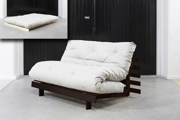 Divani e poltrone trasformabili vendita mobili giapponesi arpel arredamenti naturali in legno - Divano letto per dormire tutte le notti ...