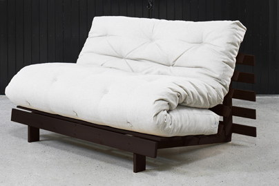 Cover per divano letto roots vendita mobili giapponesi arpel arredamenti naturali in legno - Divano letto 160 cm ...