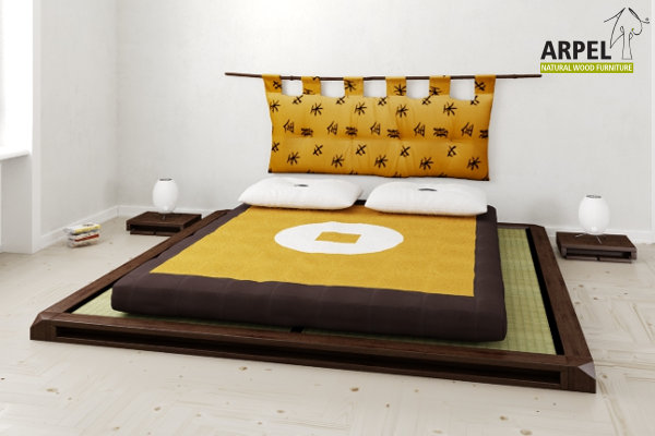 letto giapponese : Letto giapponese aiko