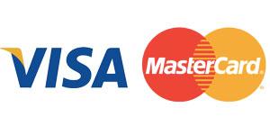 pagamento con visa mastercard