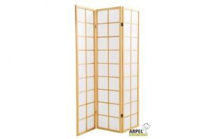 Folding Screen Nippon - 3 Panels