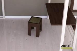 Tatami stool