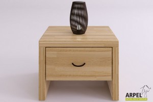 Zen bedside table