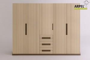 Origami wardrobe 6 drawers
