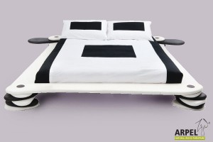 Stratos bed (double bed)