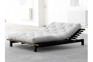 Blues Bed with Futon