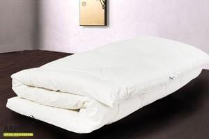 Massage Futon in Cotton & Latex