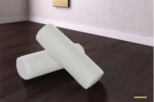 Neckroll memory foam
