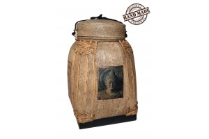 Basket Rice 50x50x64 cm