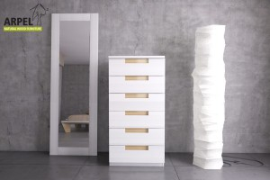 Origami Slim Chest of Drawers