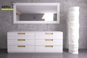 Origami King Size Chest of Drawers