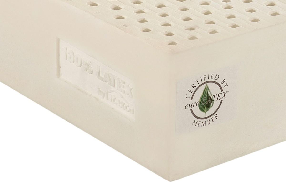 Materasso Puro Lattice Naturale.Materasso Natura Green In Puro Lattice Naturale