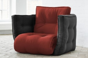 Dice Armchair Bed
