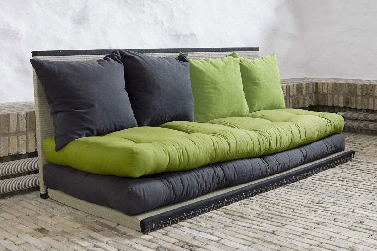 Picture of: Tatami Futon Sofabed Simply Designed Impossibly Comfortable