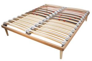 Single Row Slatted Bed Base Flow