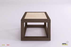 Ultra bedside table