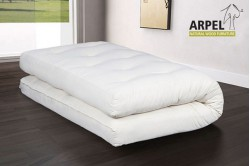 Futons with Pure Virgin Wool & Latex