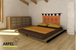 Tatami + Cotton & Latex Futon Bed