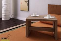 Platform bedside tables
