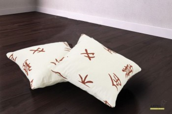 Cushions for sofas & bed headrests